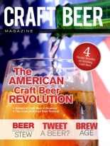 Cover of Craft Beer Magazine